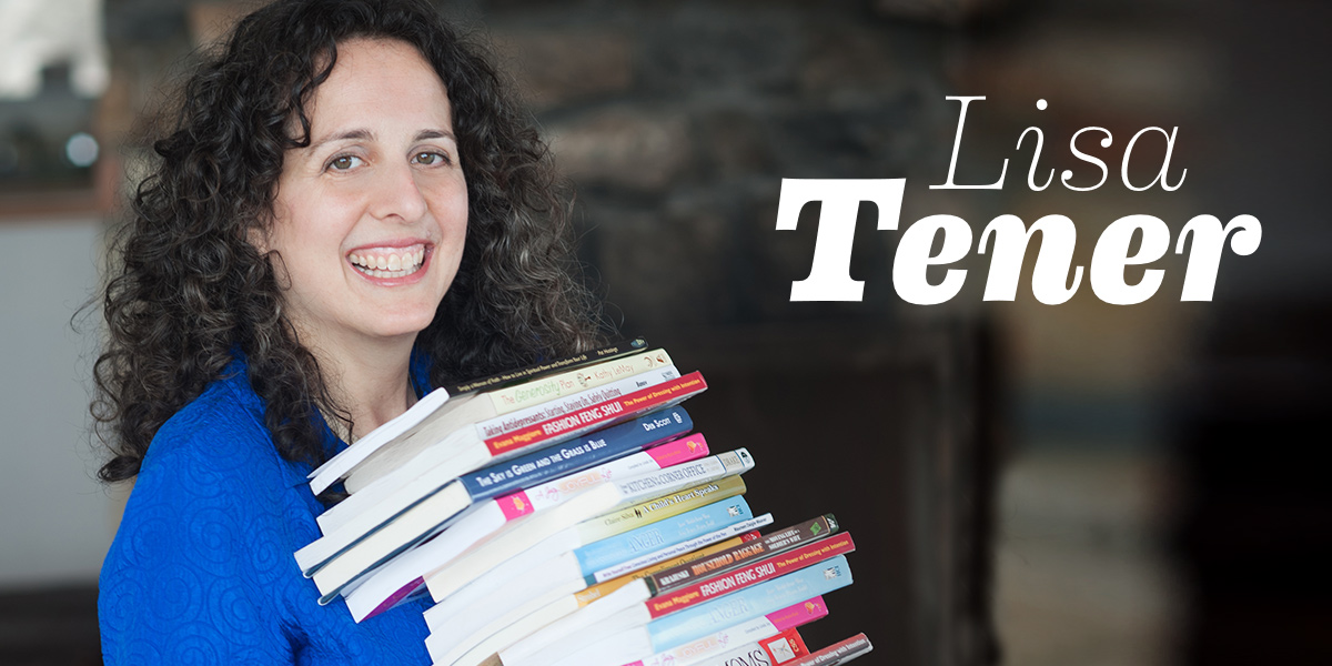 Lisa Tener, Author & Book Writing Coach