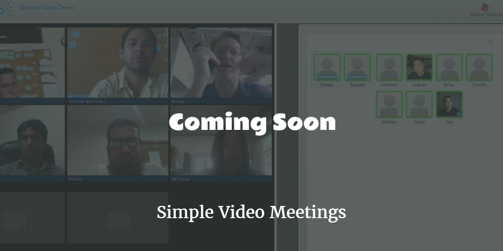 simple-video-meetings-coming-soon