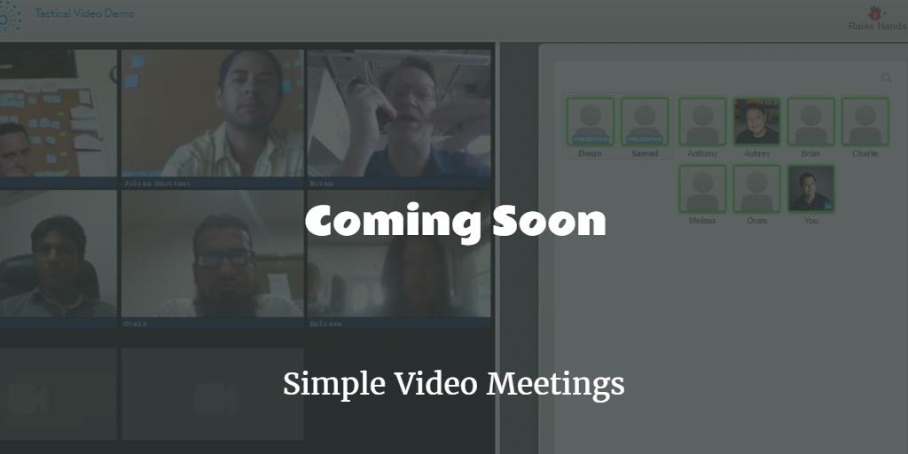simple-video-meetings-coming-soon
