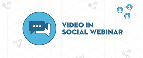 Introducing Video Conferencing in Social Webinar