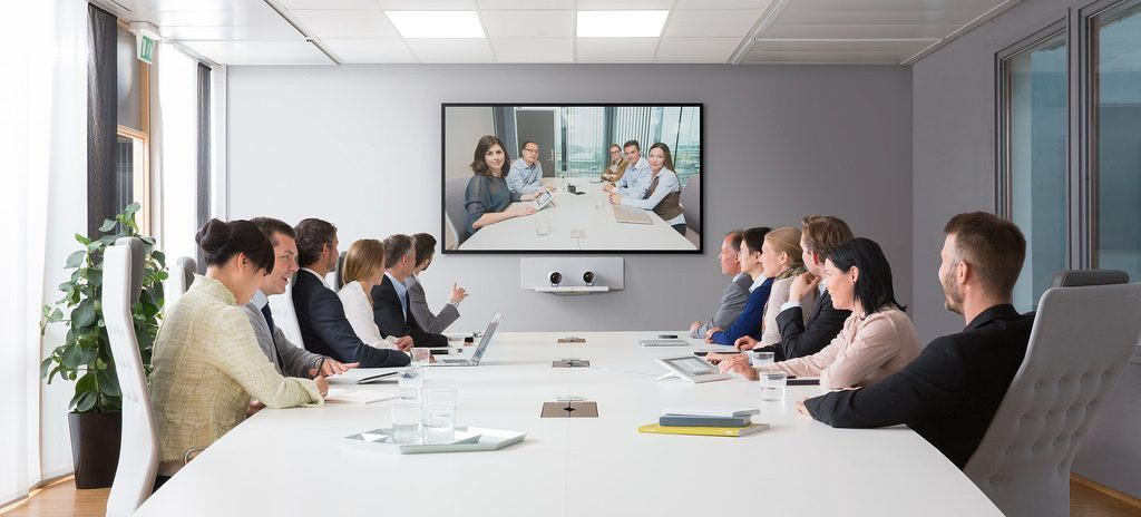 Do more video conferencing