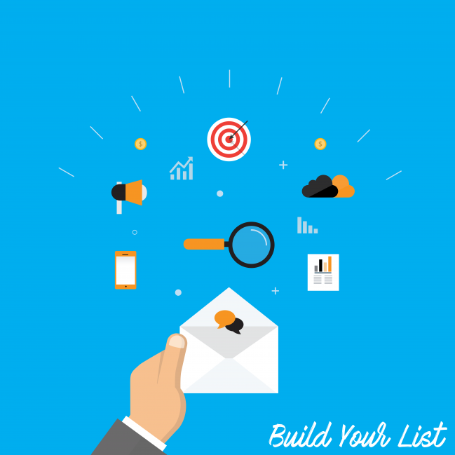 Epic Resource Guide - 295 Ways to Build your email list