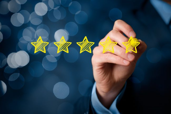 where and how to drive customer reviews
