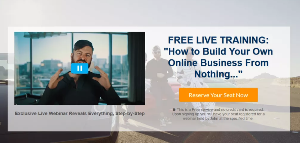 promoting webinars