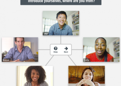 Announcing VoiceVoice platform, technology for conversations