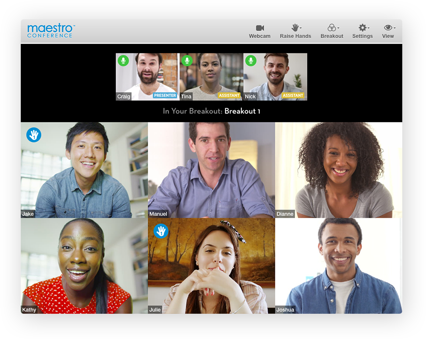 Incorporate Video Breakout Rooms into your Virtual Onboarding Process
