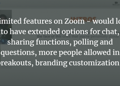 zoom breakout limitations